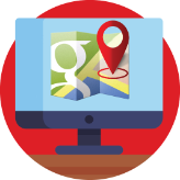 360º Google Map Advertising for your Business