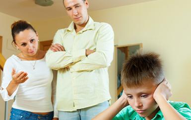 Constelación - Padres e Hijos con Dificultades