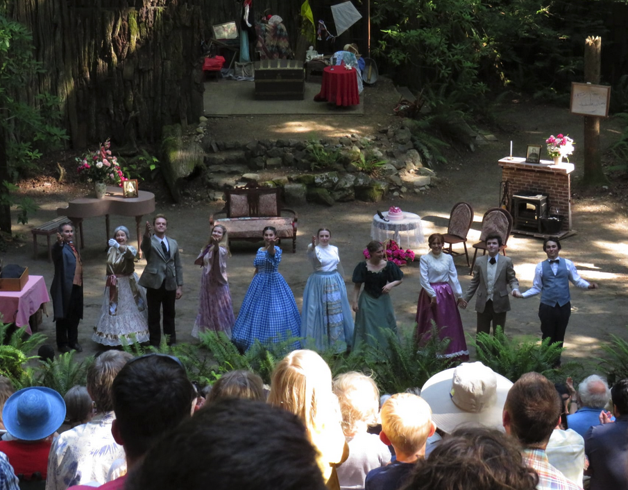 Louisa Cast- Kitsap Forest Theater