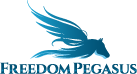 Logo of Freedom Pegasus