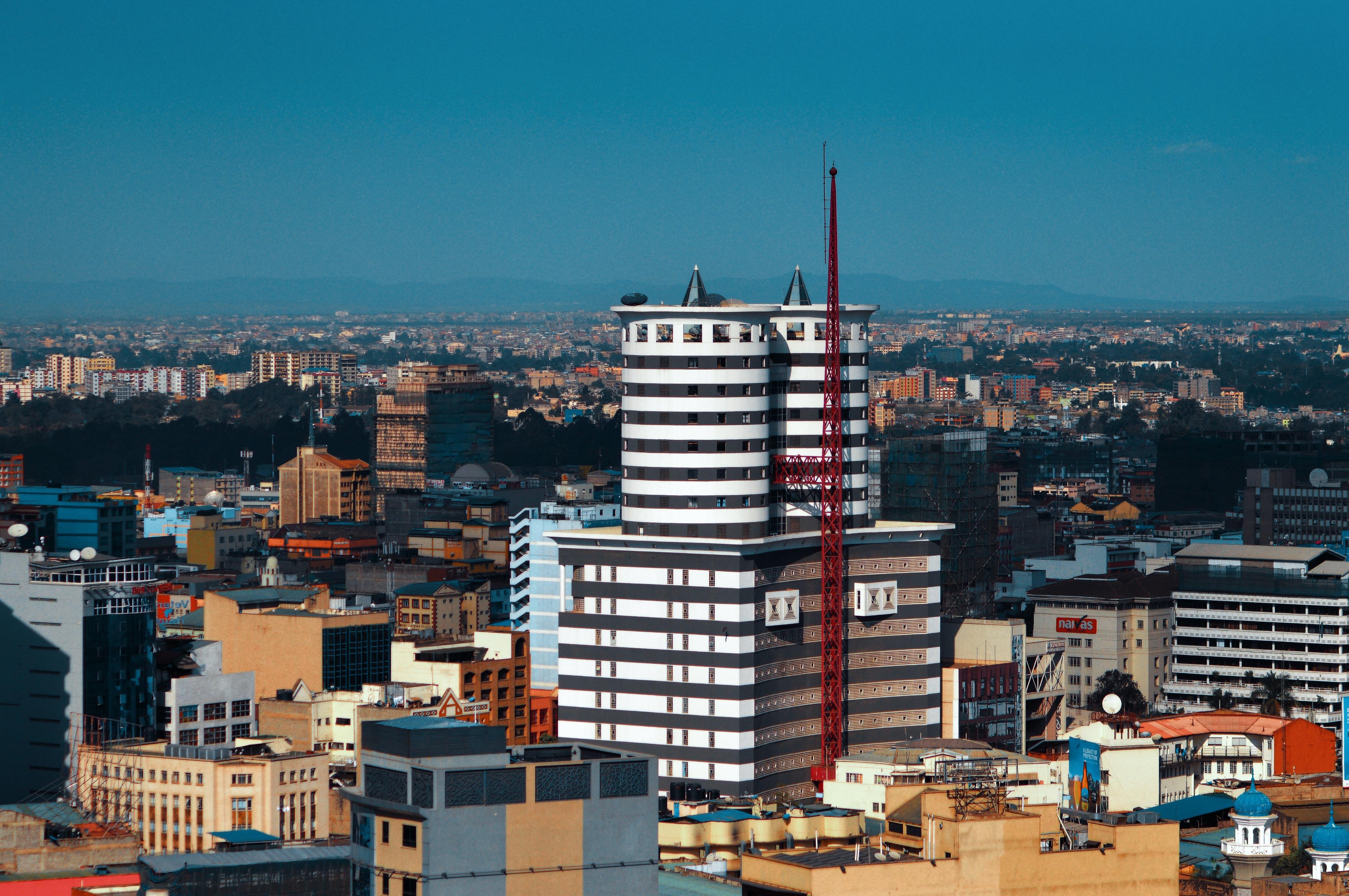 Naiorbi City