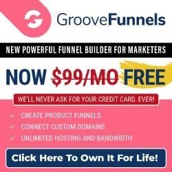 Get GrooveFunnels FREE