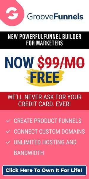 Join Groove Funnels Free Today