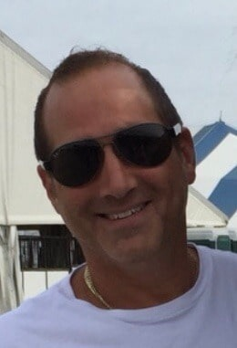 photograph of Groove Digital's Business Relationship Manager Eric M. Benson