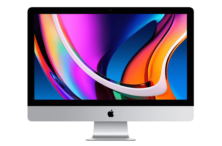 27-inch iMac for the 5th prize
