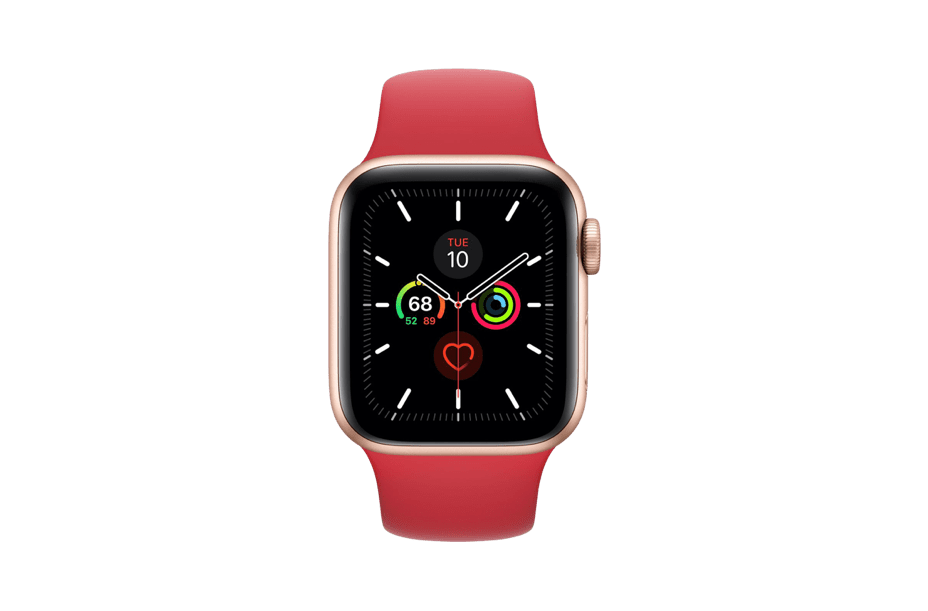 Apple Watch Series 5 GPS for the 12th prize
