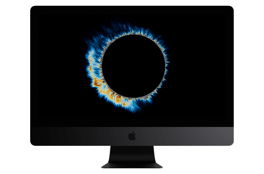 27-inch iMac Pro 1TB for the 4th prize