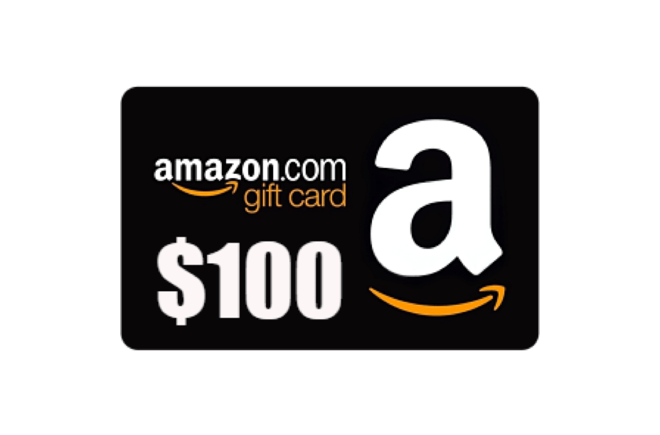 Amazon Gift Card for the 19th prize