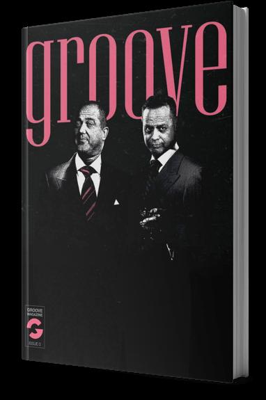 photo of the GrooveMagazine