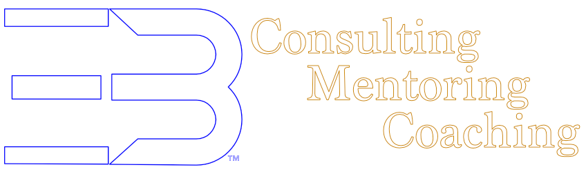 EB - Ξl Boyd Consulting, Mentoring, and Coaching logo