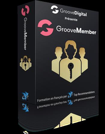 GrooveMember Groove Funnels France