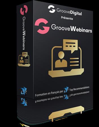 GrooveWebinars Groove Funnels France