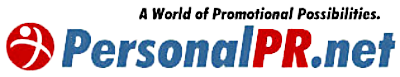 PersonalPR ... a world of promotional possibilities