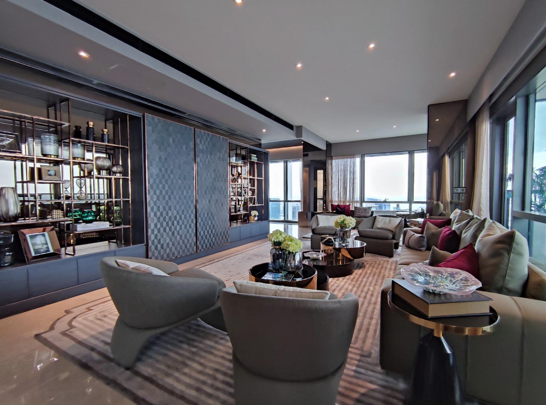 wallich residenes penthouse