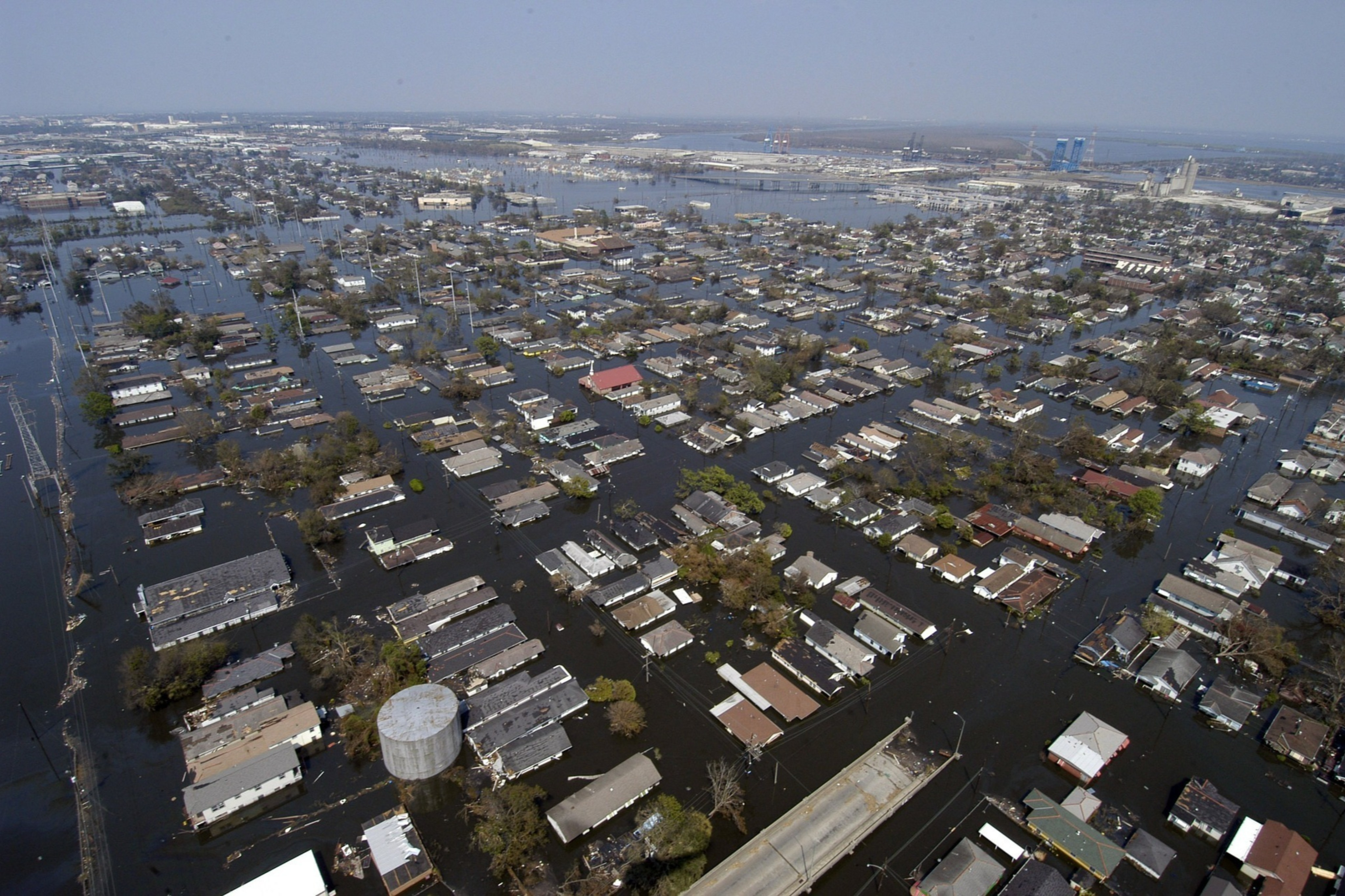 Flood Insurance in Baton Rouge
