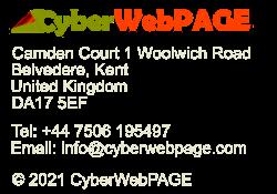 CyberWebPAGE