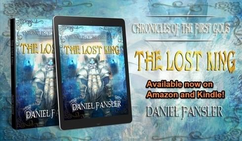 The Lost King Book