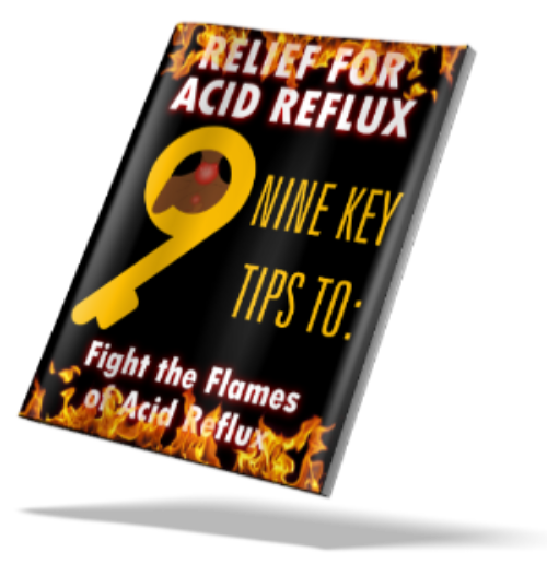 Relief For Acid Reflux 9 KEY Tips