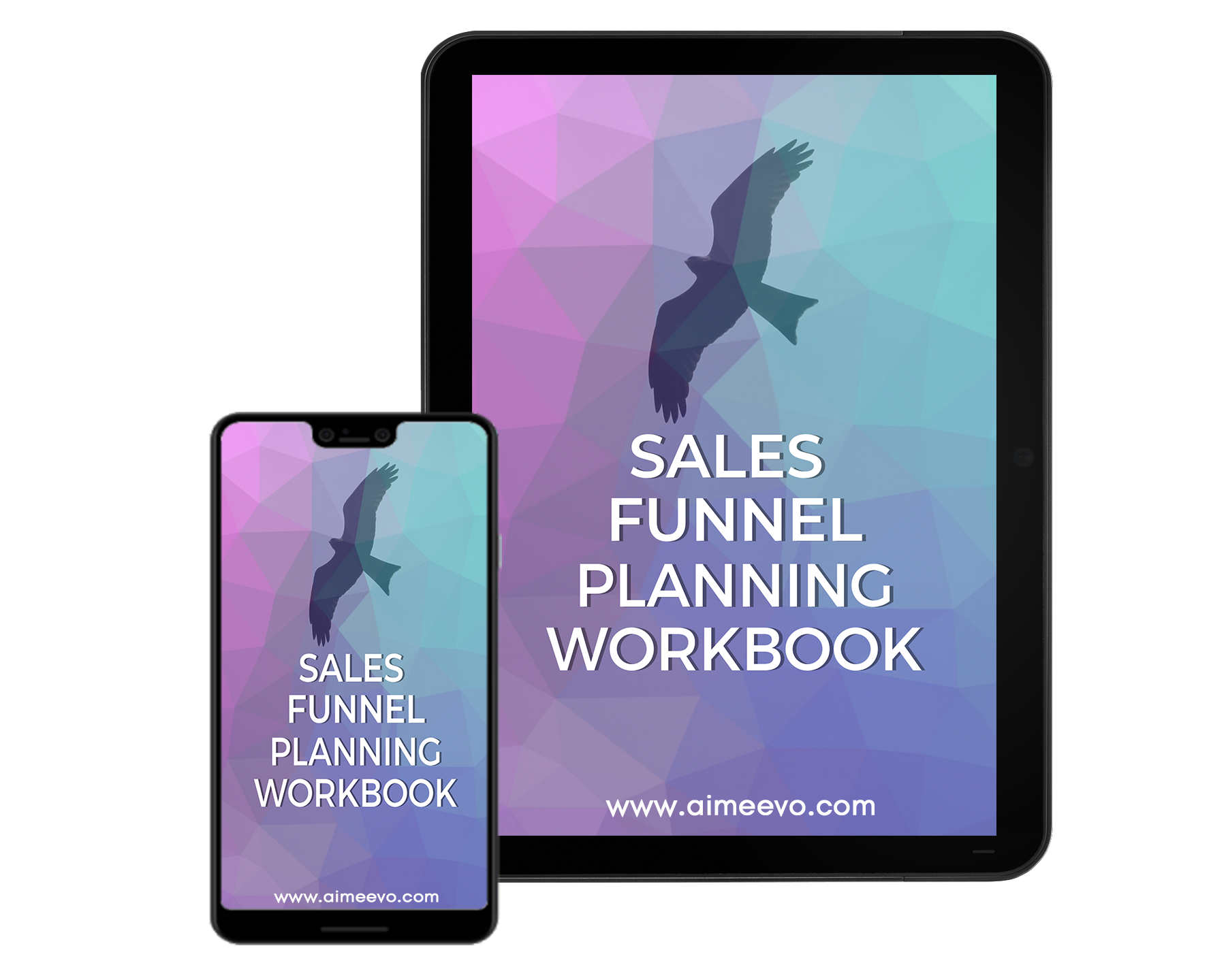 sales funnel planning workbook