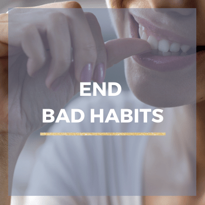 Hypnosis to End Bad Habits