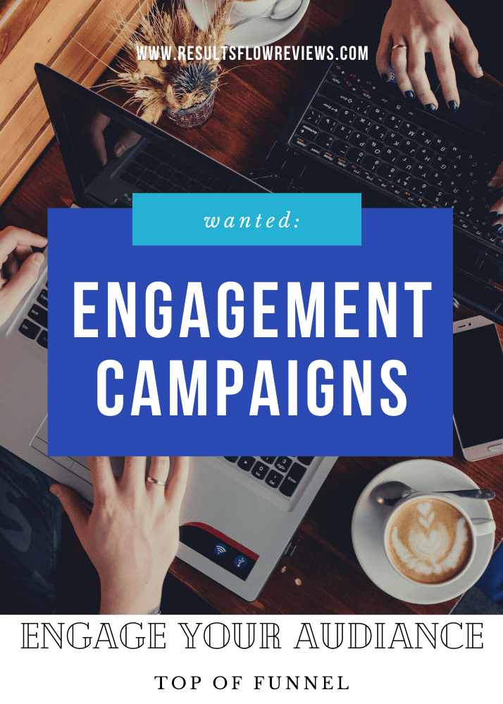 ResultFlow review - engagement Campaigns