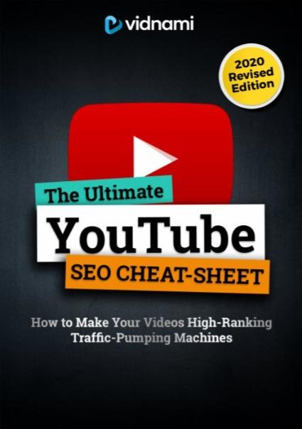The Ultimate YouTube SEO Cheat-sheet