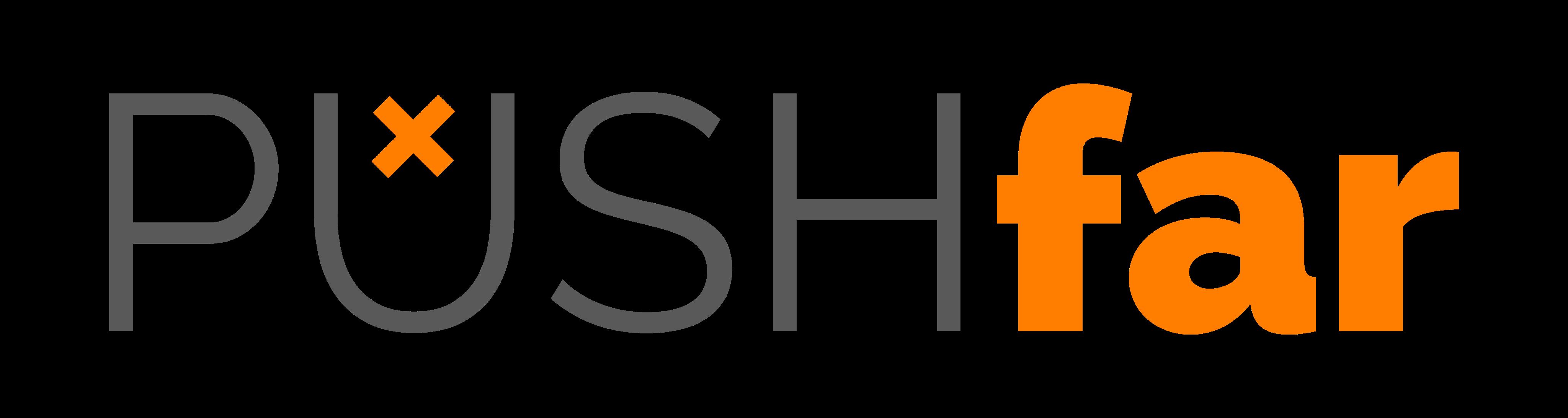 PushFar logo