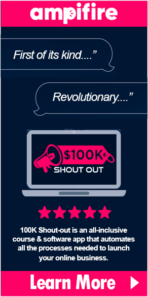 100k Shout Out System