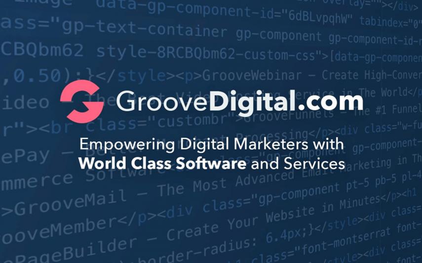 Groove Digital World Class Software