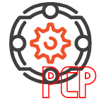 product creation process company logo