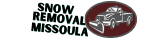 Snow Removal Missoula logo