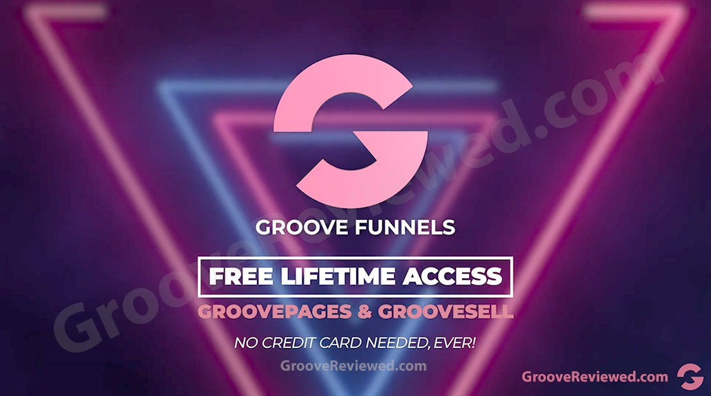 GrooveFunnels. Free lifetime access to GroovePages Lite and GrooveSell. No credit card needed, ever. Compared to ClickFunnels, Kartra, Builderall and Wordpress. Total Internet Sales and Marketing suite. Free full lite account. [GrooveReviewed.com]