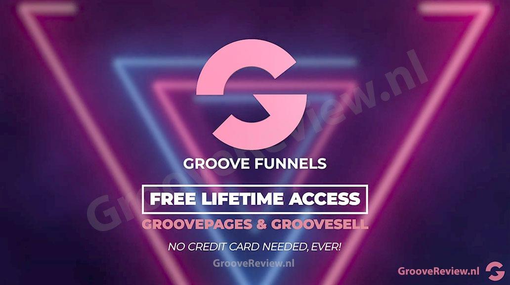 GrooveFunnels. Gratis lifetime access tot GroovePages Lite en GrooveSell. Geen creditcard nodig, nooit. Vergeleken met ClickFunnels, Kartra, Builderall en Wordpress. Totaaloplossing voor verkopen op internet en marketing. Gratis account. [GrooveReview.nl]