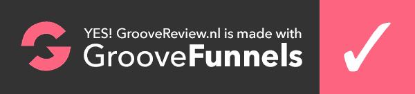 JA! De GrooveReview.nl site is gemaakt met GrooveFunnels [GrooveReview.nl]