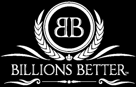 Billions Better [LOGO]