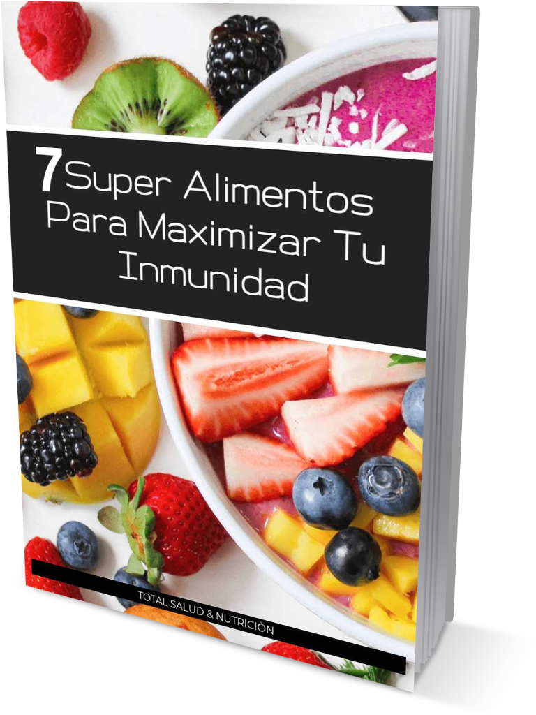 7 alimentos para tener buena inmunidad