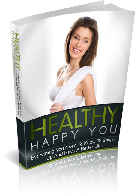 Healthy Happy You ecover