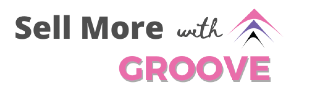Sell More With Groove Logo