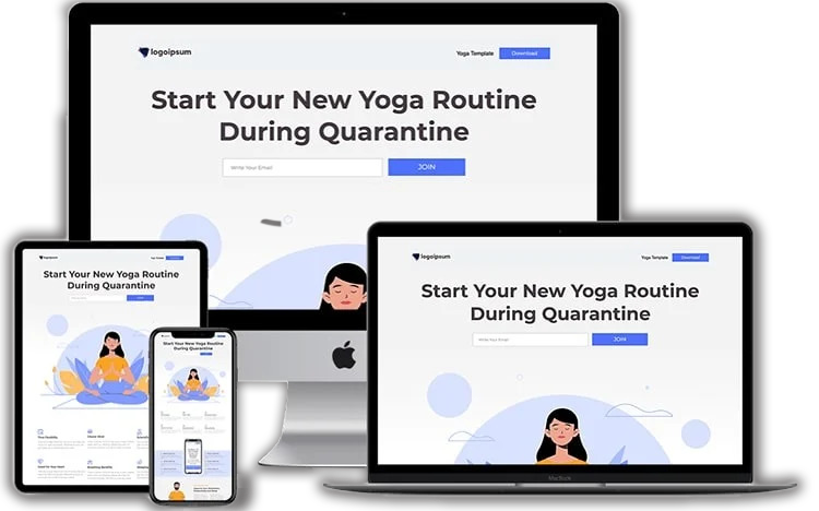 groove funnel template - for yoga studio