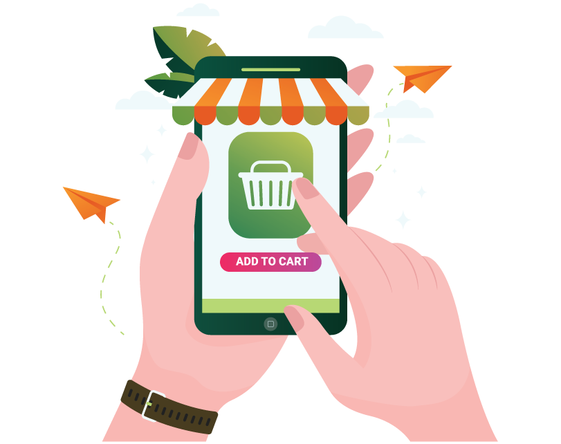 eCommerce Site Image
