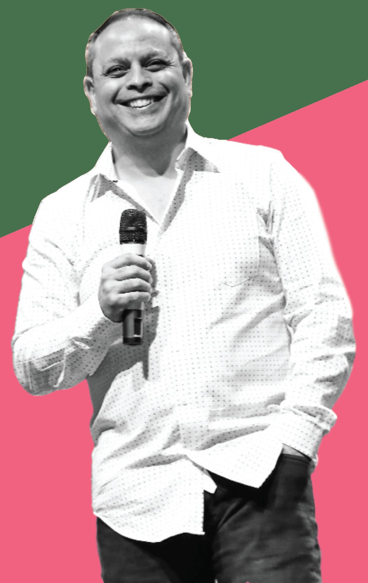 Mike Filsaime, CEO & Co-Founder, GrooveDigital