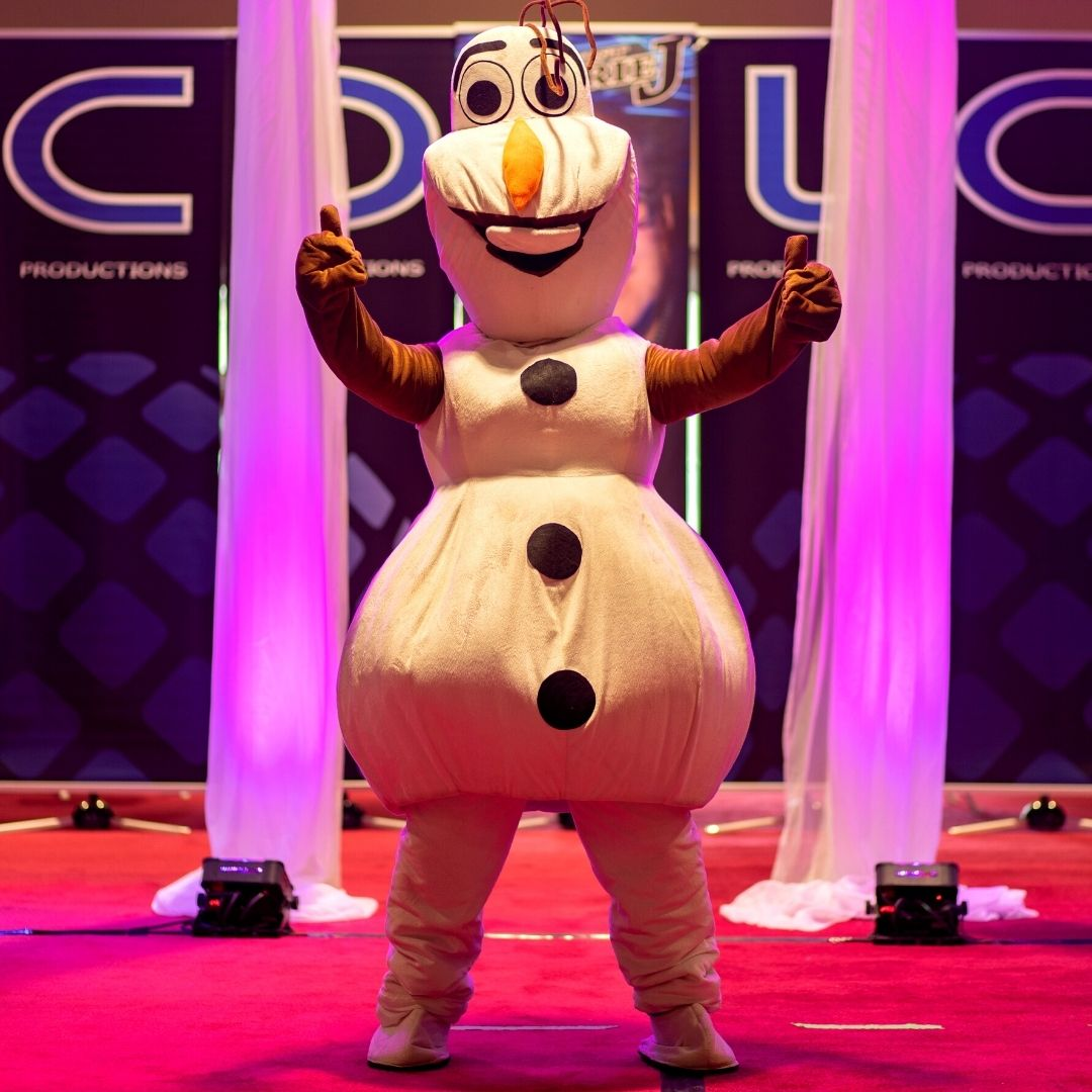 party mascots  best saskatoon
