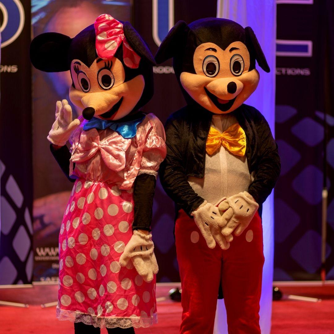 party mascots  - mouse
