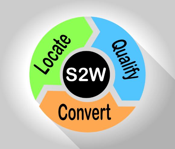 Seconds 2 Work Logo