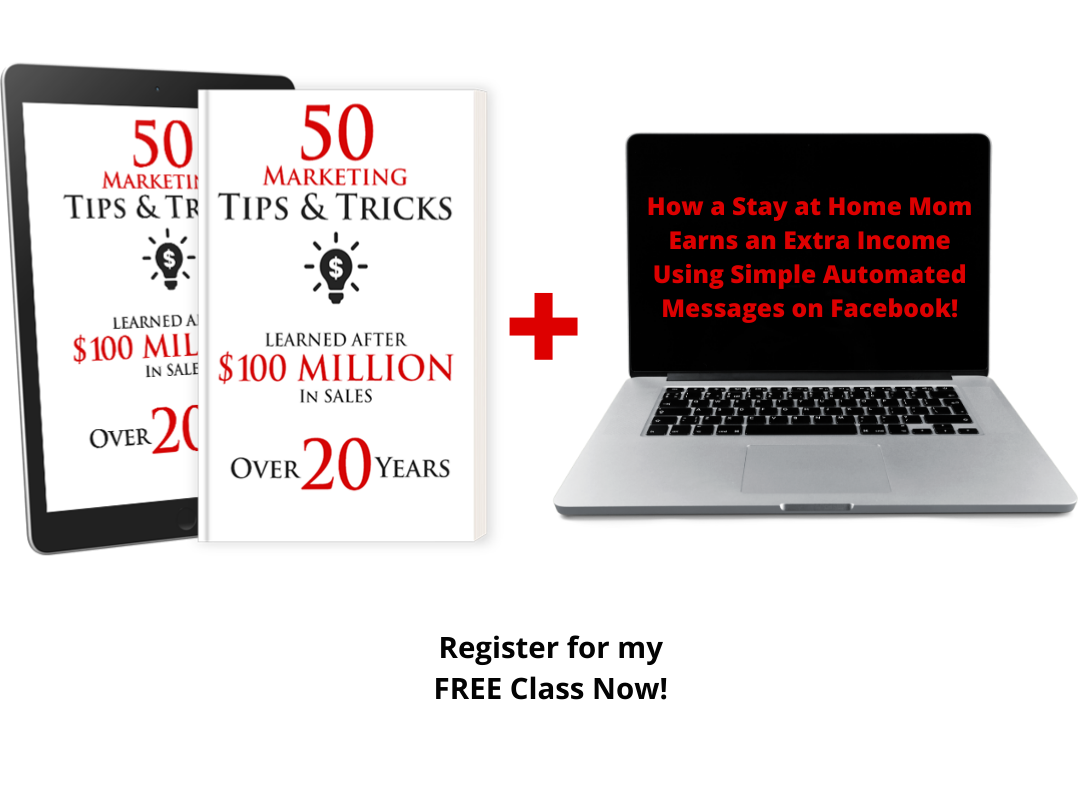 50 Marketing Tips & Tricks Learned After $100 Million In Sales Over 20 Years