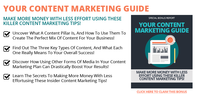 YOUR CONTENT MARKETING GUIDE