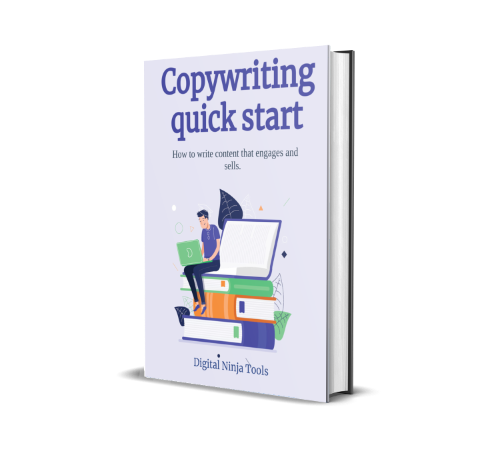 Copy writing quick start