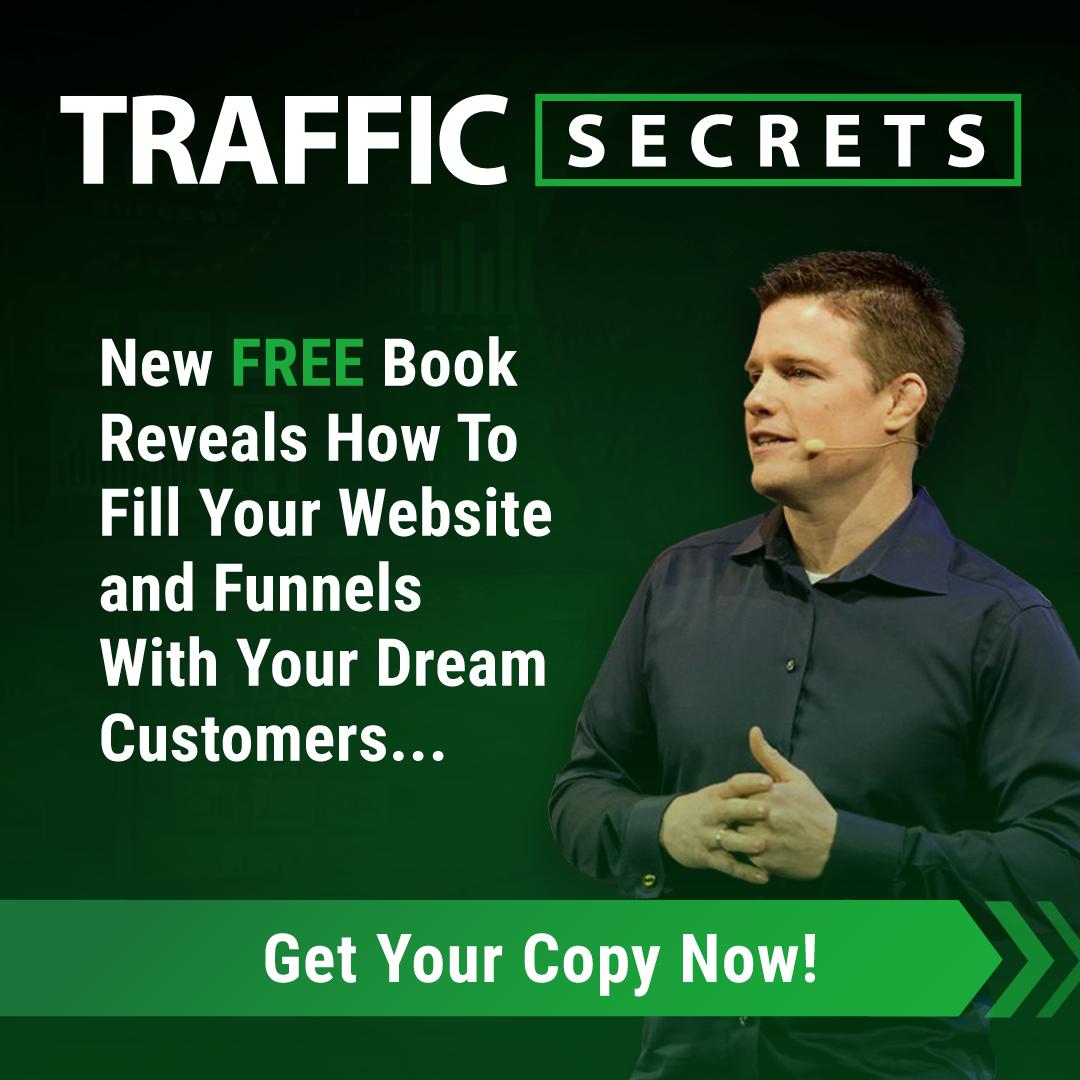 Traffic secrets from Russel Brunson