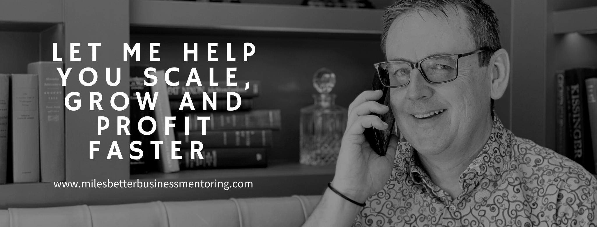 Miles Better Business Mentoring