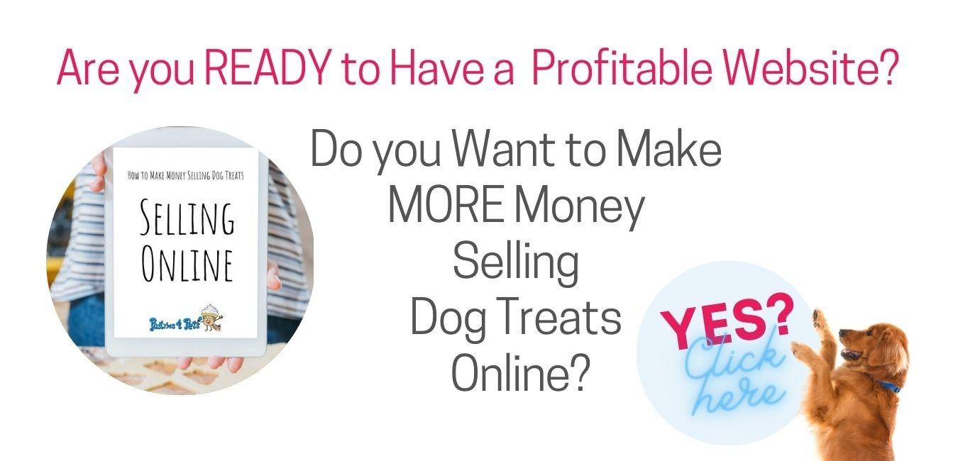 sell dog treats online